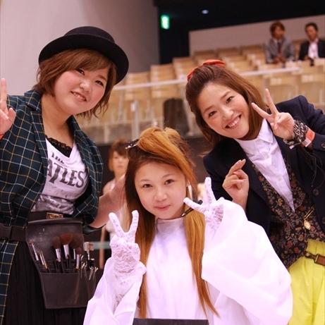 長岡市の美容室ララチッタのアサヒデザイナーズカップ2014の画像4