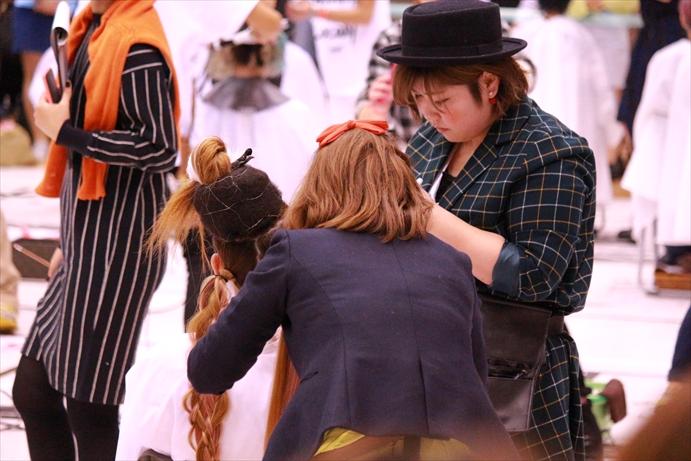 長岡市の美容室ララチッタのアサヒデザイナーズカップ2014の画像9