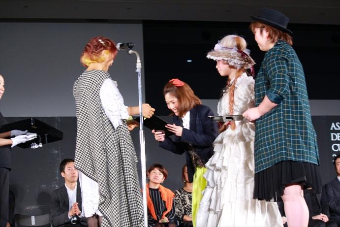 長岡市の美容室ララチッタのアサヒデザイナーズカップ2014の画像16