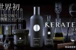 【世界初】髪を髪で洗うシャンプー『KERATEX』